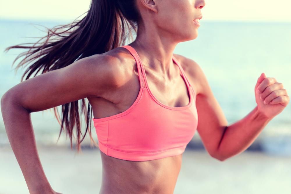 Atemtraining Laufen